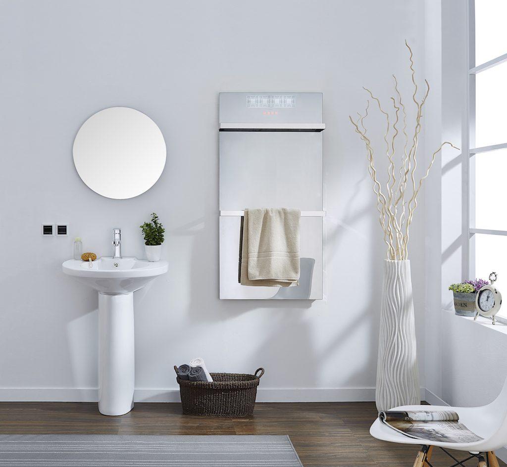Infrared Heater Bathroom Ir Heating Infralia