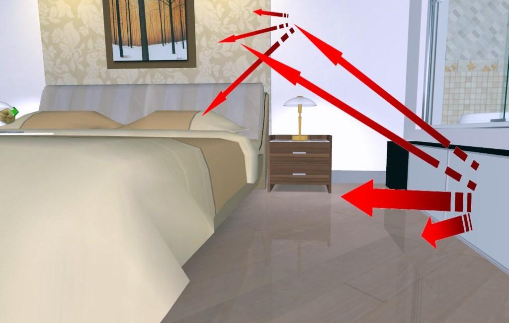 Verhoging In Slaapkamer : Infrarood verwarming slaapkamer infraroodverwarming infralia