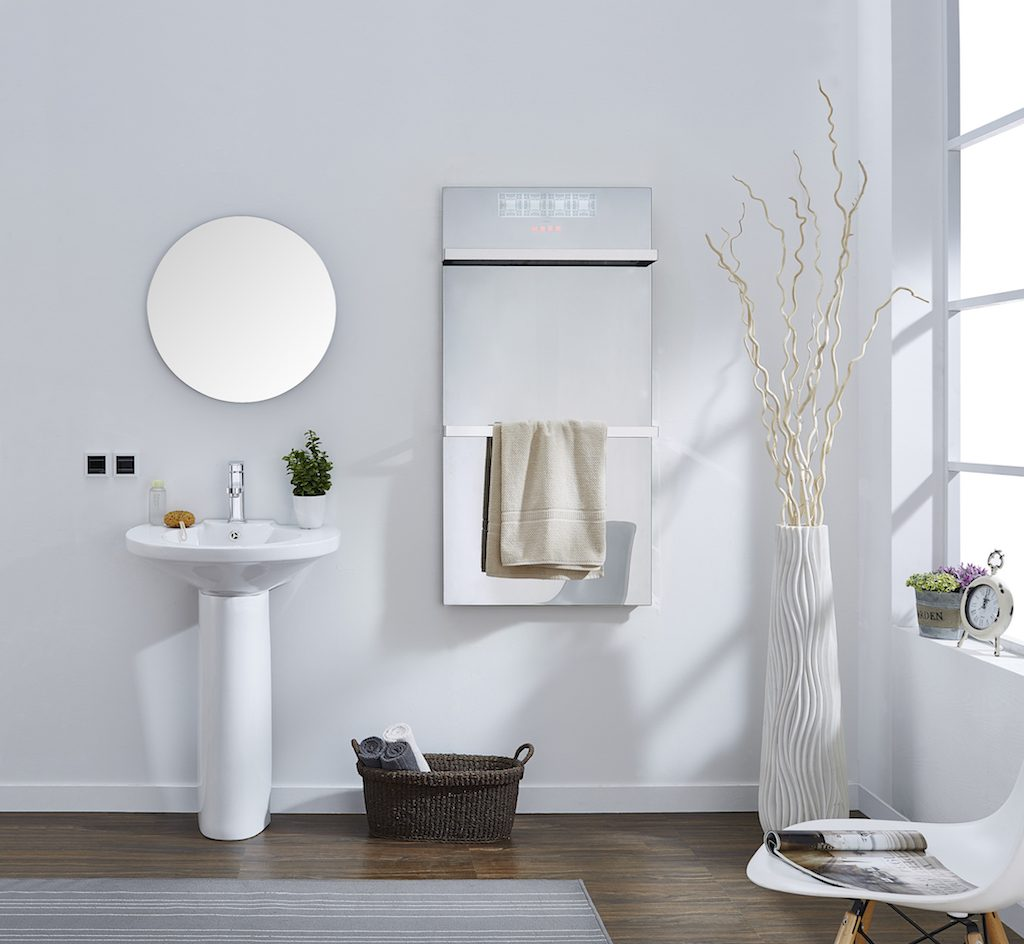 Infrared Heater Bathroom | IR Heating | Infralia