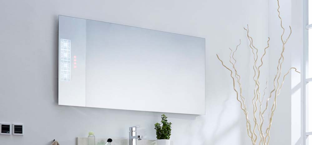 Infrared Mirror Heater Suninx For, Infrared Wall Heaters Bathroom