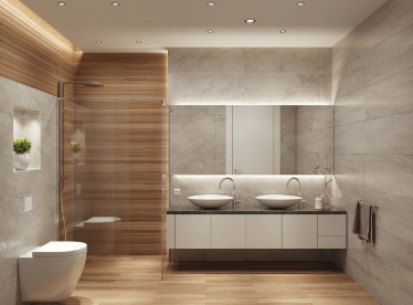 Bathroom - Infrared - Residential
