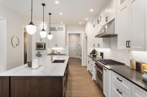 Kitchen - Infrared - Residential