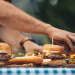 EcoGrill Burgers